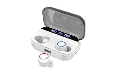 Fast Pairing Wireless Noise Cancelling Earbuds With 3D Stereo Sound