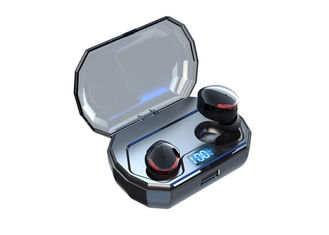 Bluetooth Wireless Noise Cancelling Earbuds Waterproof IP X5 Customized Logo