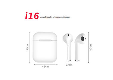 China Various Color Wireless Bluetooth Earbuds High Durability 50H Standby Time factory