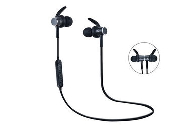 China Mini Size Noise Cancelling Bluetooth Earphones 55mAh Battery 10MM Speaker factory