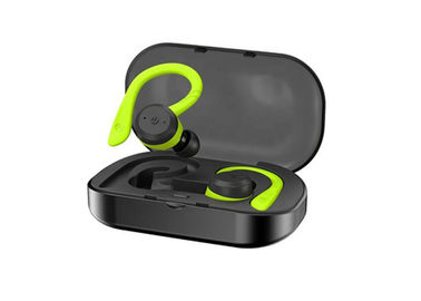 China High Durability Waterproof Bluetooth Headphones Dual Earbuds Calling factory