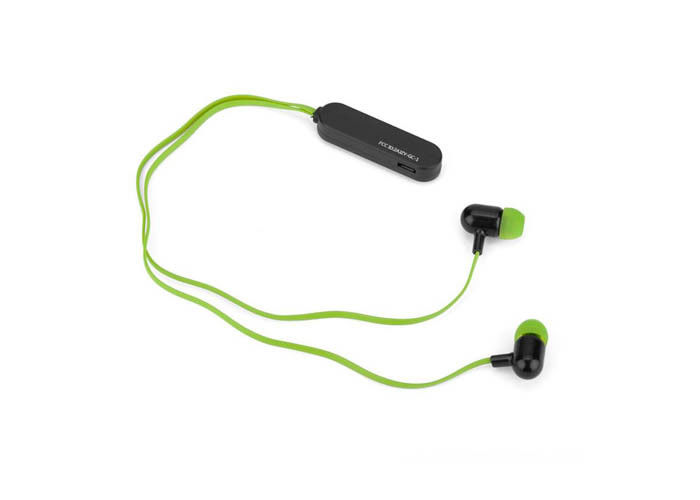 Portable Noise Cancelling Bluetooth Earphones Various Color Ear Hook Type