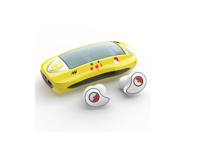 Racing Car Shap True Wireless Earbuds Bluetooth 5.0 With A Power Bank supplier