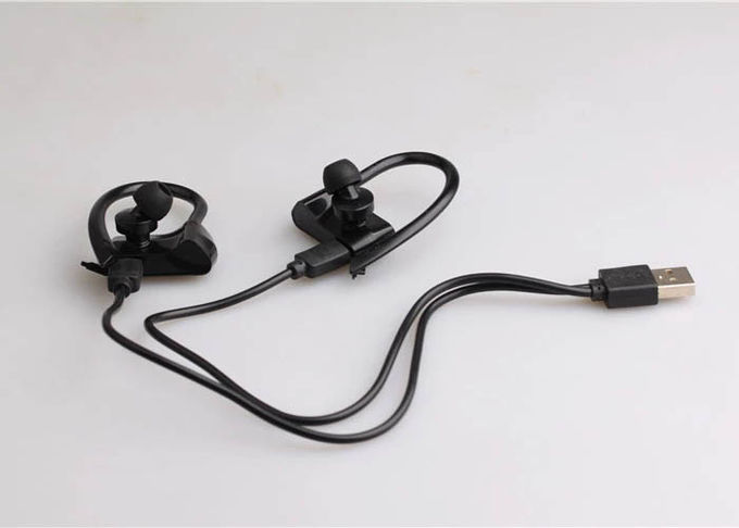 Customized Logo Wireless Bluetooth Sport Earbuds Two Hours Charging Time